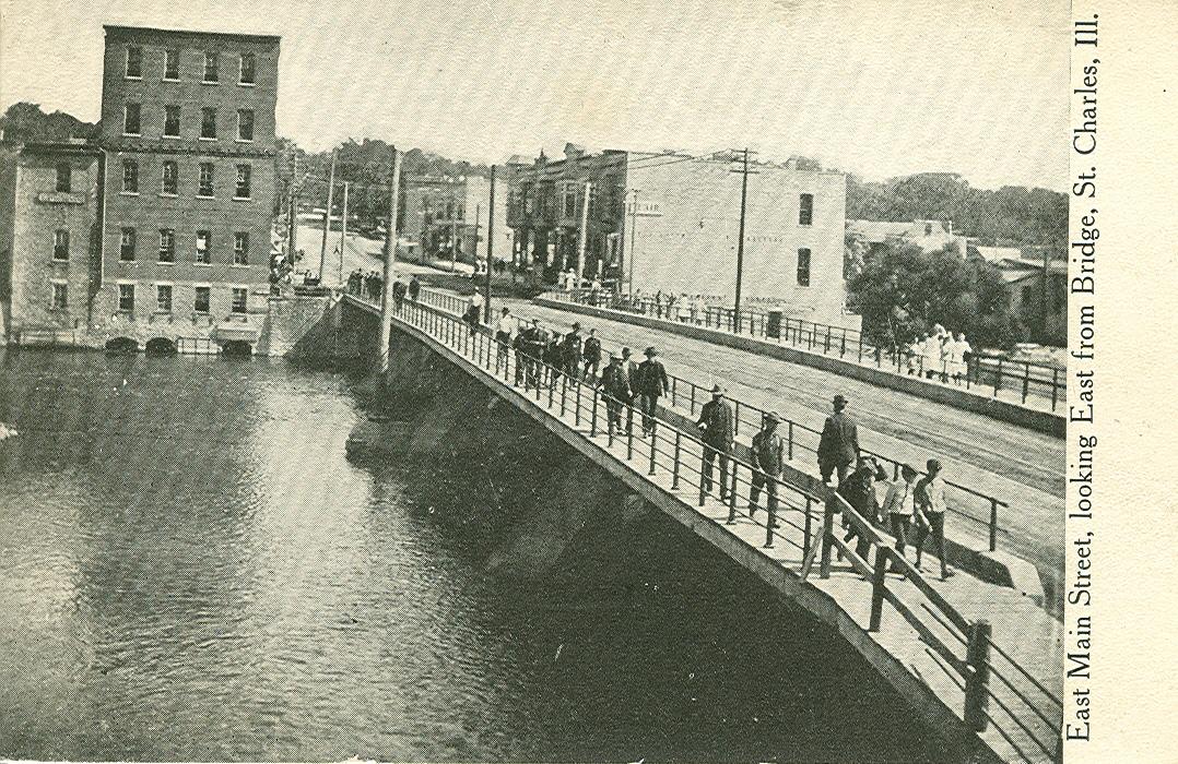8. Main Street Bridge 1836-Present