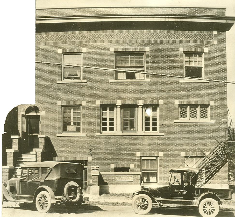 16. Lambert Hospital