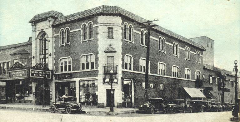 6. Arcada Theatre 1926 & Club Arcada