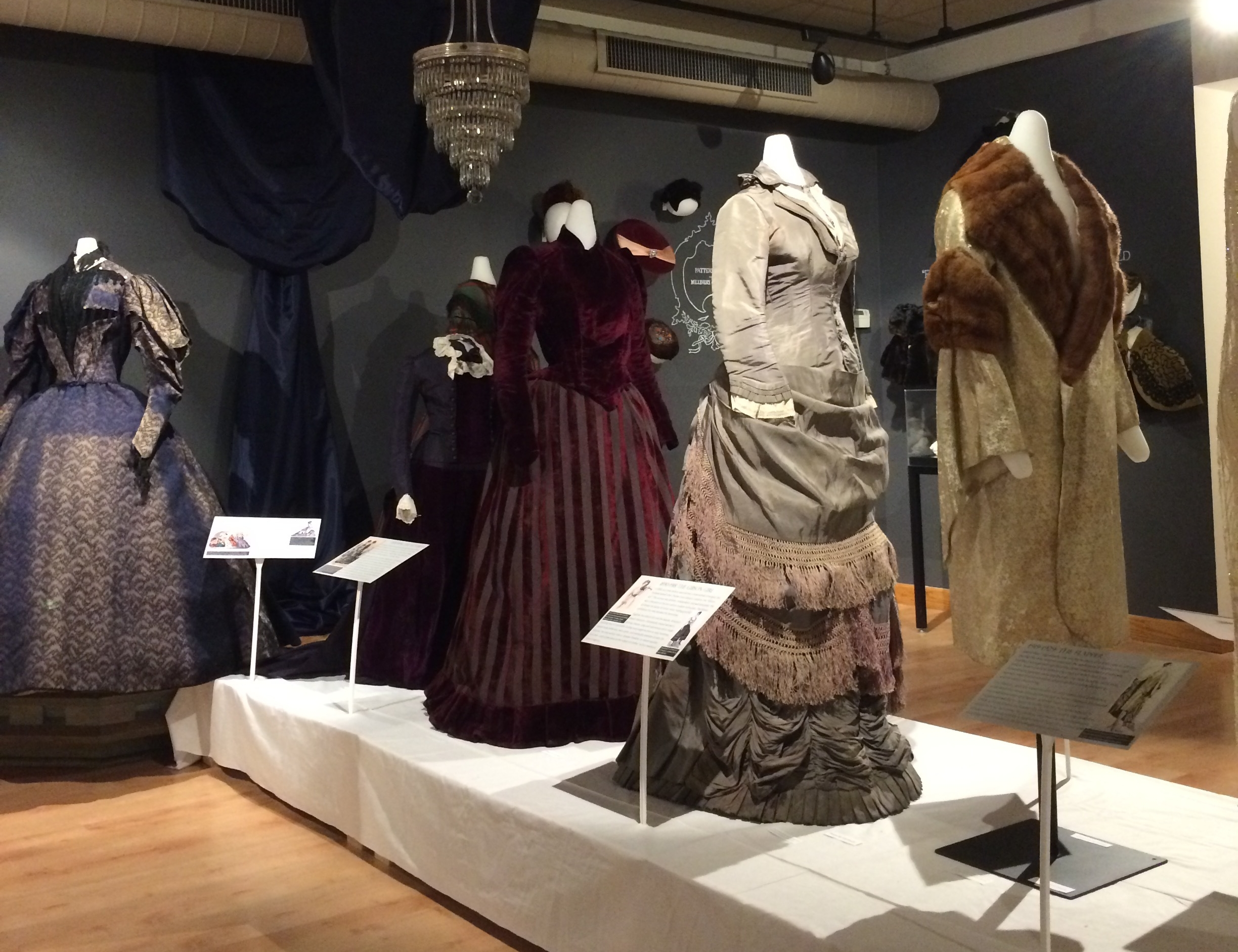 Baby it's Cold Outside, 2017, Winter Exhibit, Created by Brigid Leavy (Fall Winter Intern).