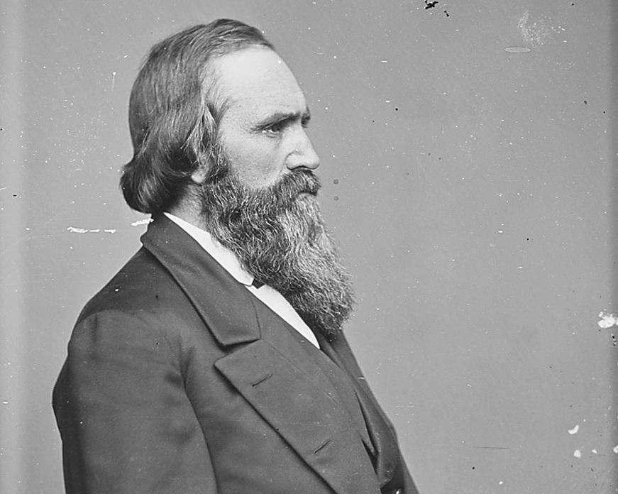U.S. Representative and Civil War General John Franklin Farnsworth