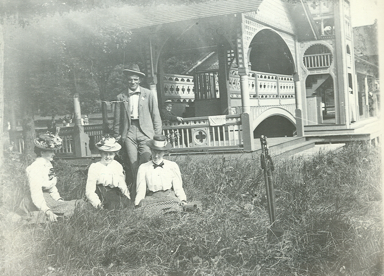 Pottawatomi Park Pavilion
