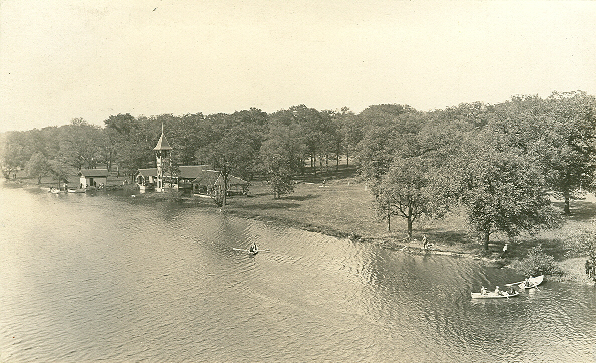 Pottawatomie Park and its surrounding areas were featured during the month of May as one of St. Charles' most outstanding examples of historic preservation in action.