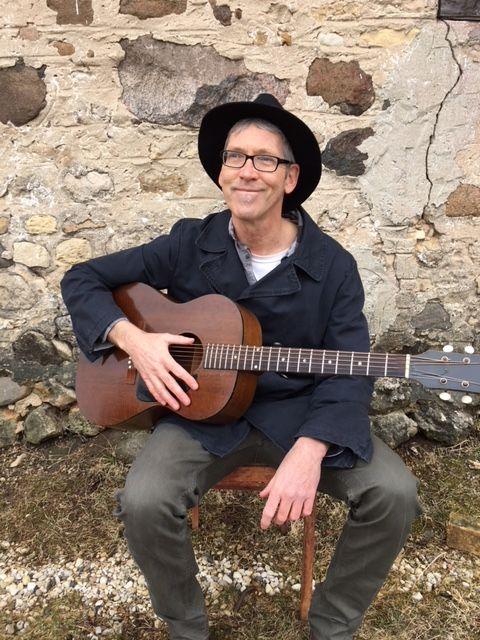 Local singer/songwriter Dave Ramont
