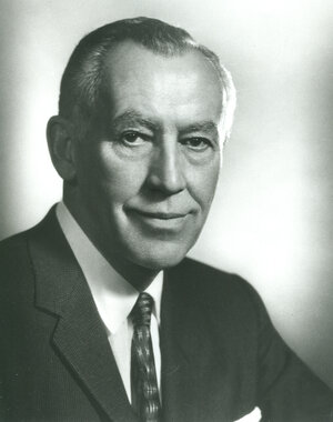 Lester Norris served as Chairman of the Illinois Victory Garden Committee SCHM Archives