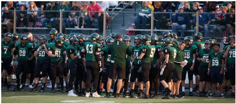 DC Everest High School Football Team