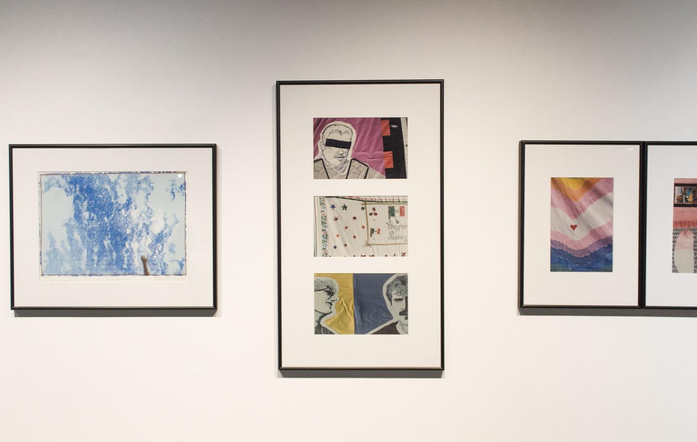 Analog chromogenic prints for Centro de la Imagen's  Piratas en el Boulevard  exhibition. April, 2018.