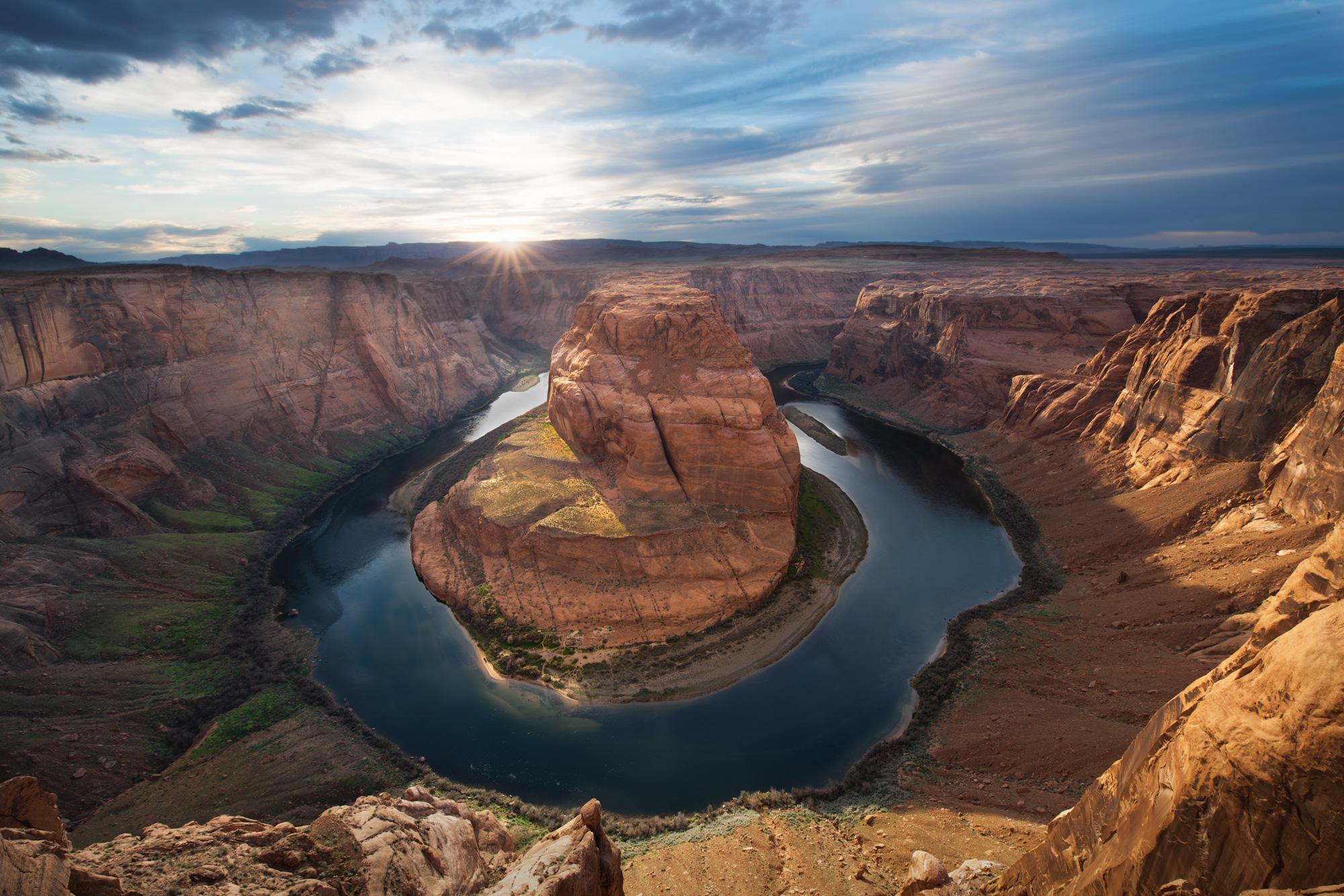 Horseshoe Bend | Page Arizona | Sunset