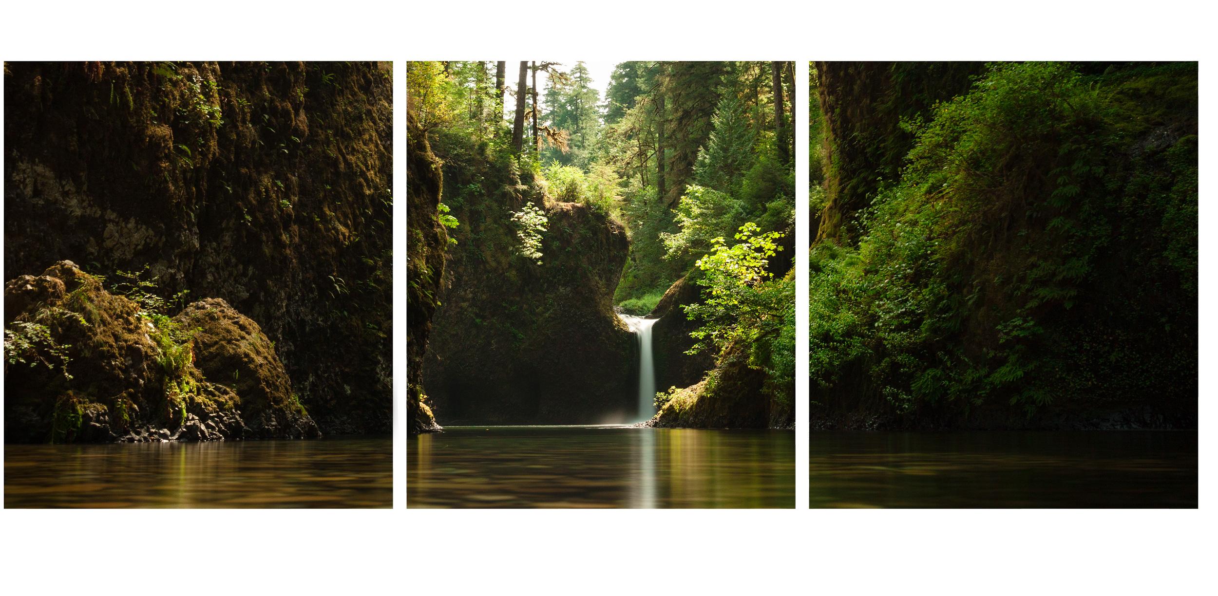 36x96 Triptych