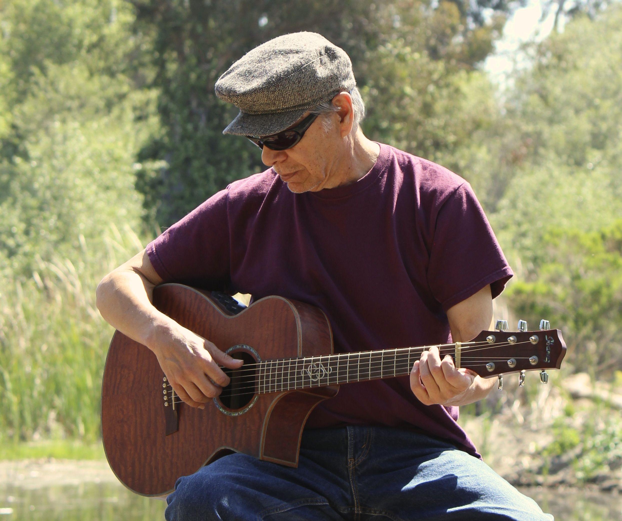 Don Luna acoustic guitar performances north San Diego