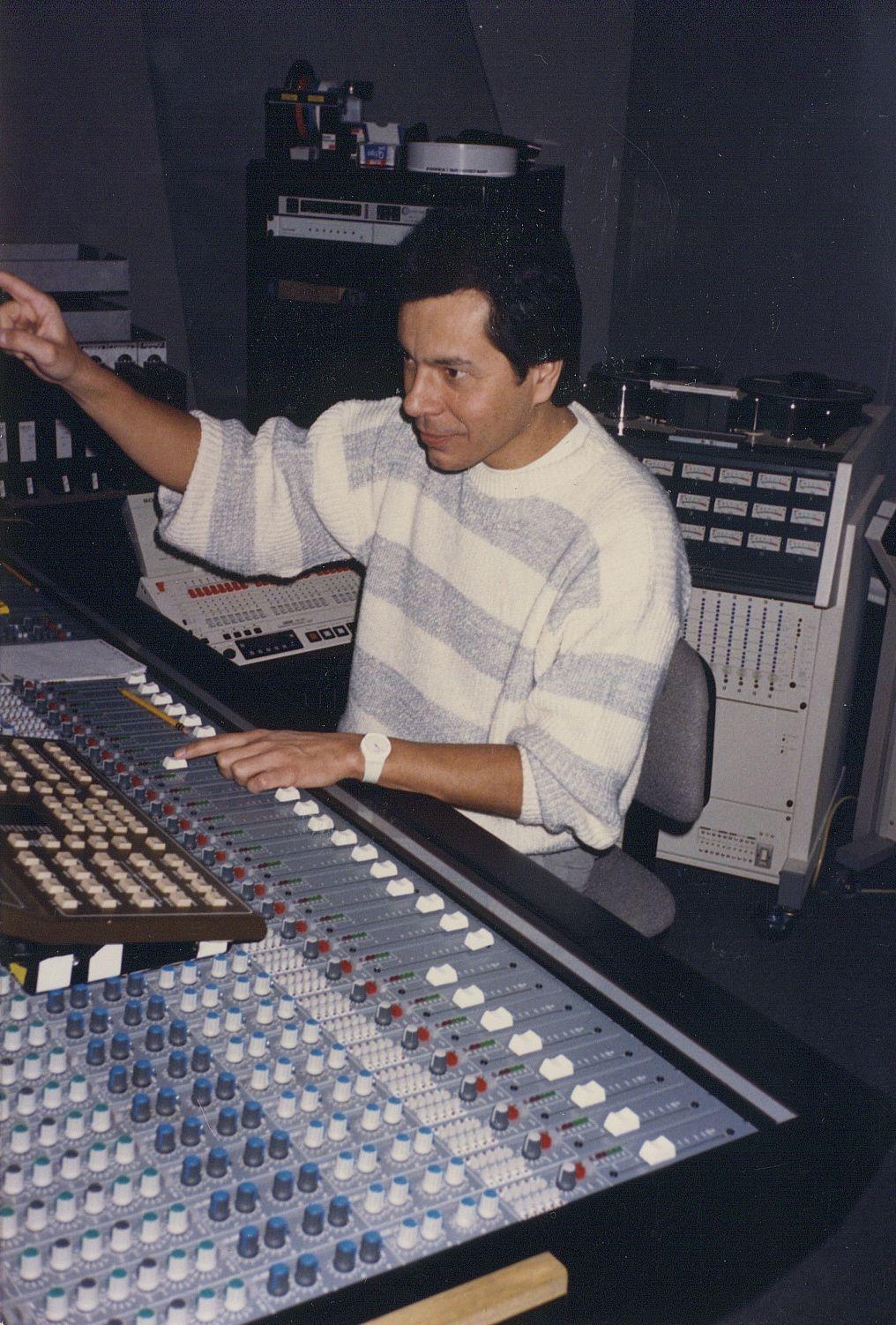 Don Luna at Saban Productions