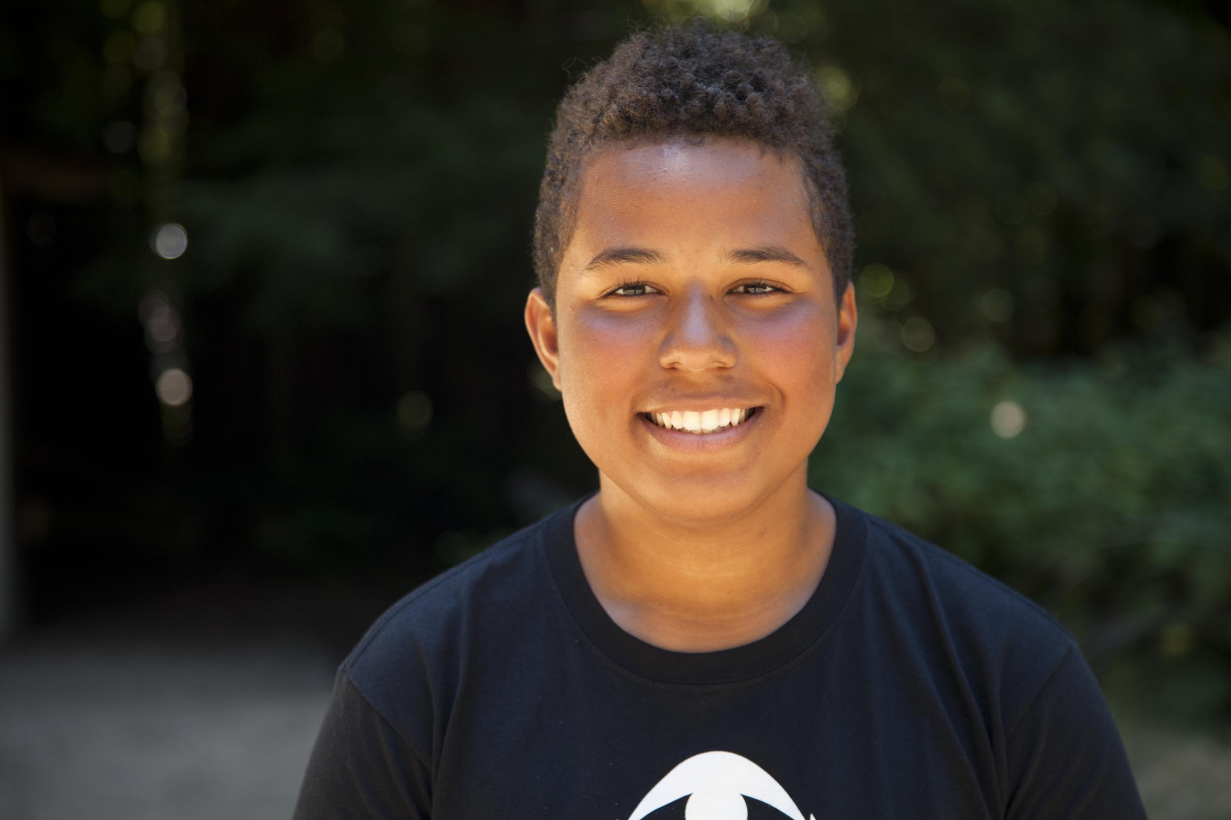 Makhi Bates, Longfellow Middle School, Berkeley