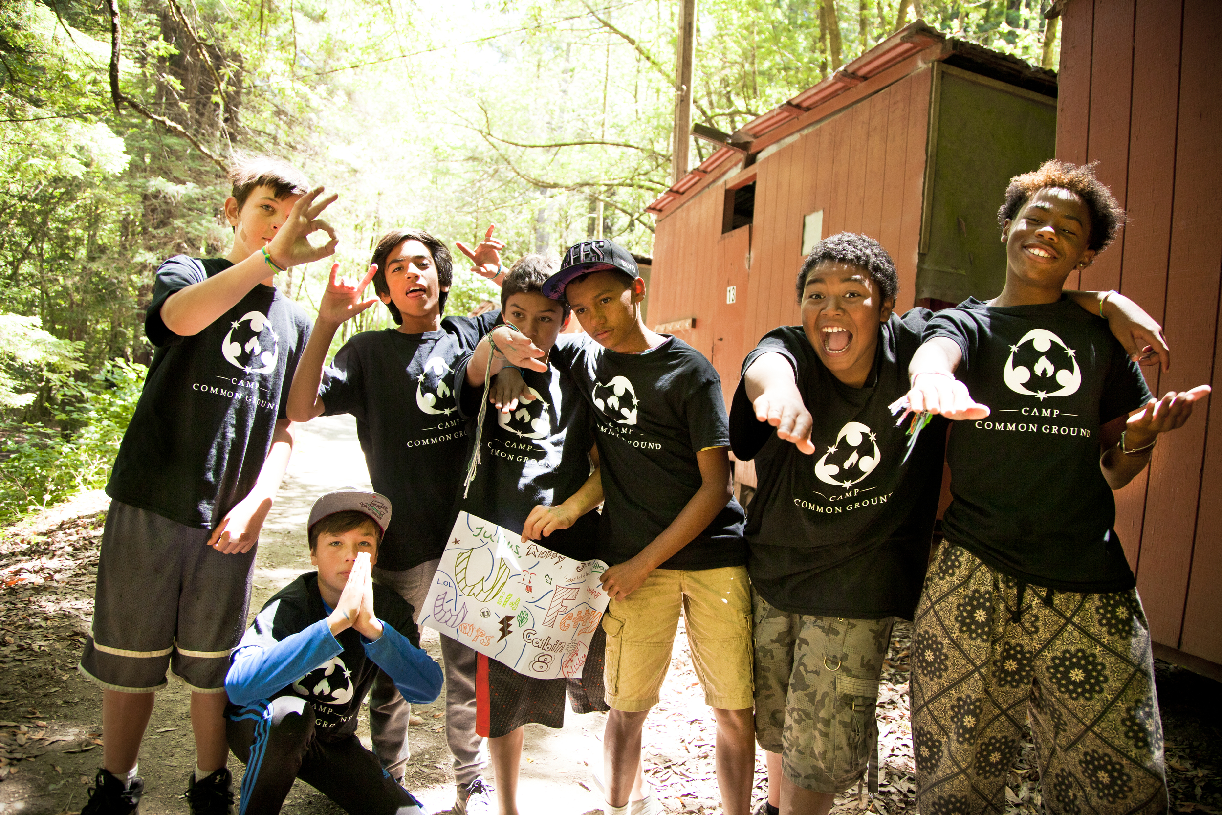Cabin #8 A.K.A. Wild Fetty Waps