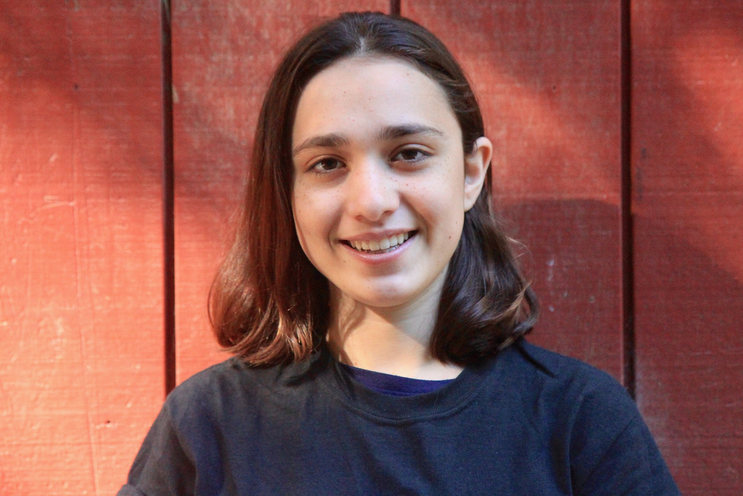Eliana Goldstein, Contra Costa Jewish Day School, Concord