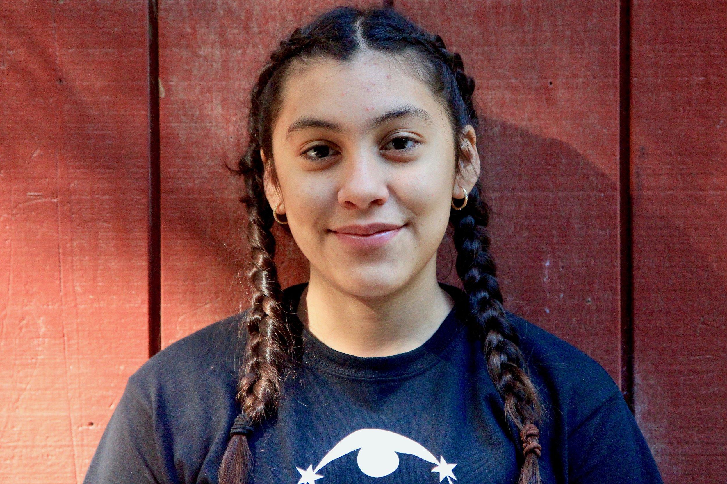 Emily Posada, Roots International Academy, Oakland