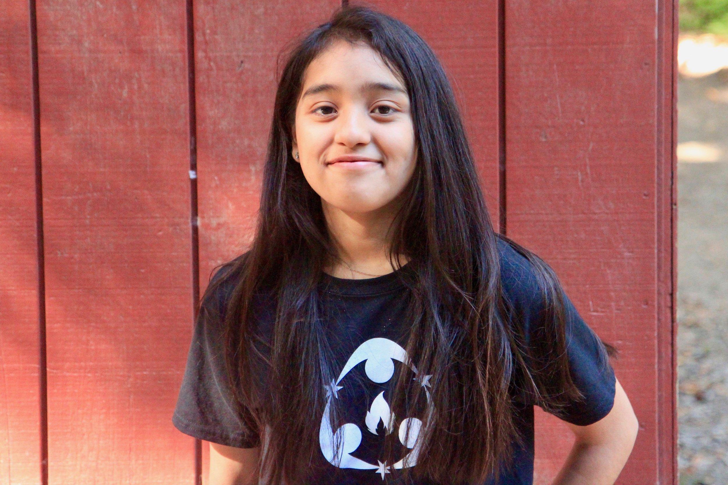 Fernanda Palacios, Gateway Middle School, Oakland