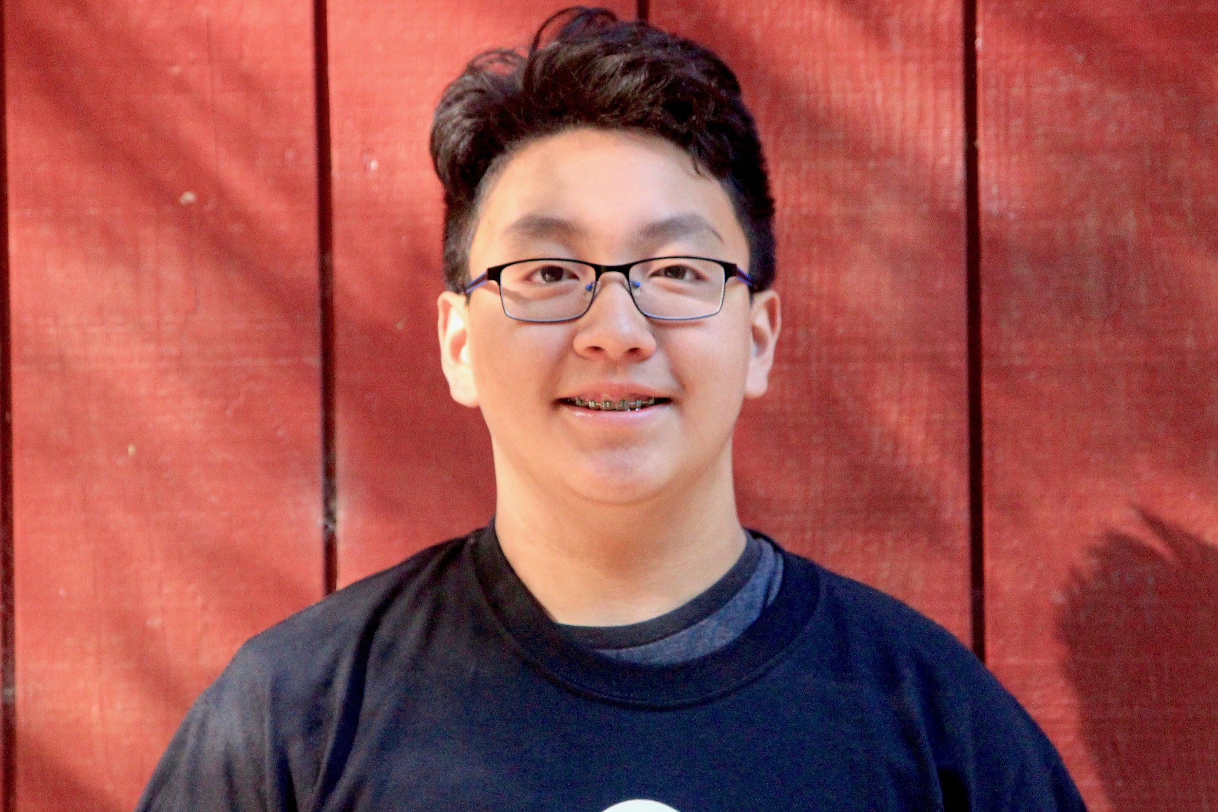Daniel Rodriguez, Gateway Middle School, San Francisco