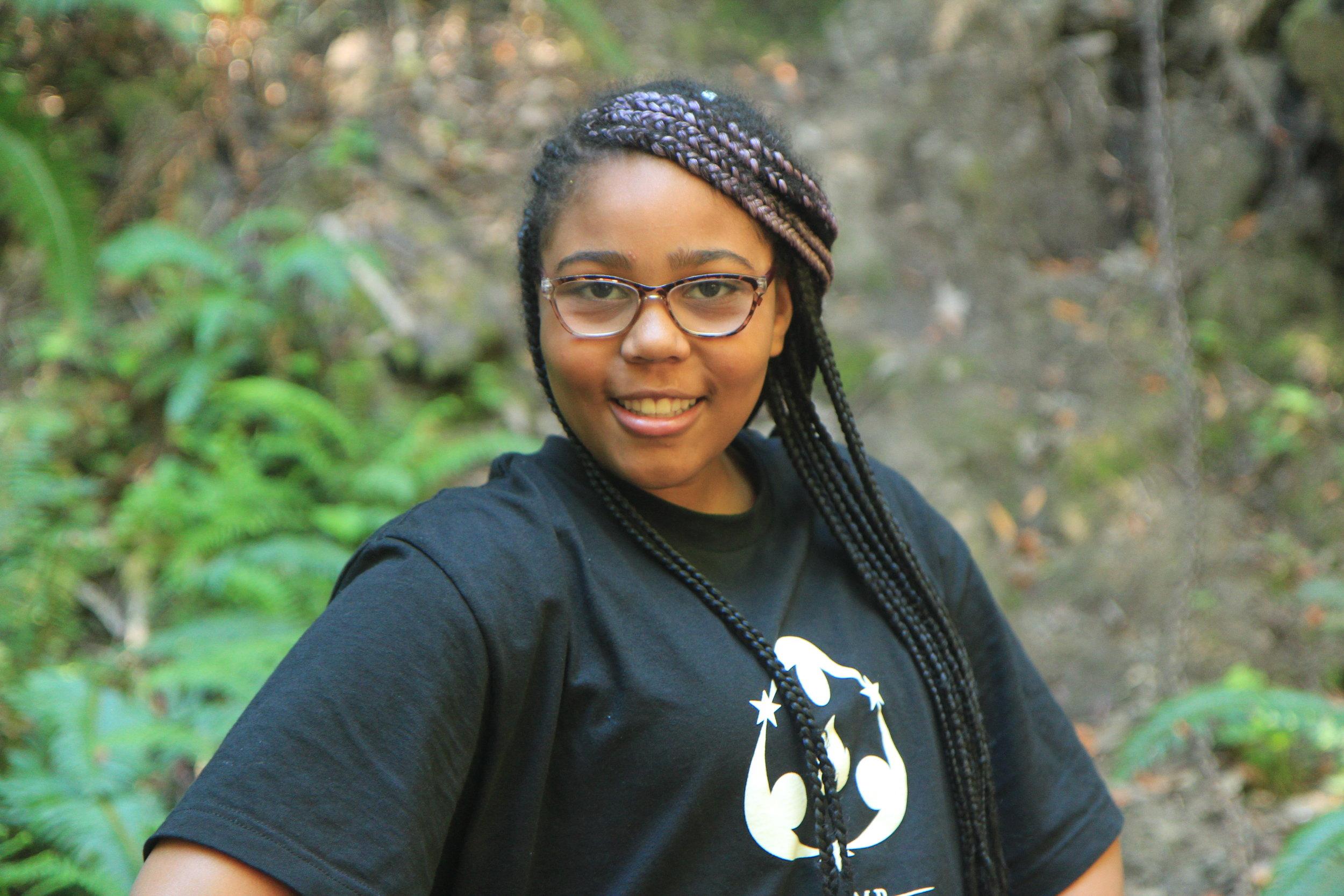 Zariyah Ario  Anna Yates (Emeryville Unified)