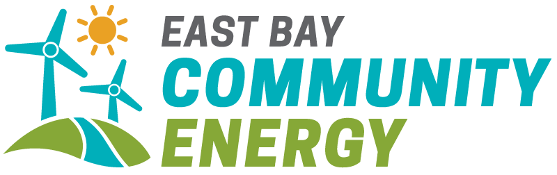 East Bay Community Energy , also known as EBCE, is the local electricity supplier in Alameda County. EBCE provides cleaner, greener energy at competitive rates to our customers. EBCE reinvests earnings back into the community to create local green energy jobs, local programs, and clean power projects.