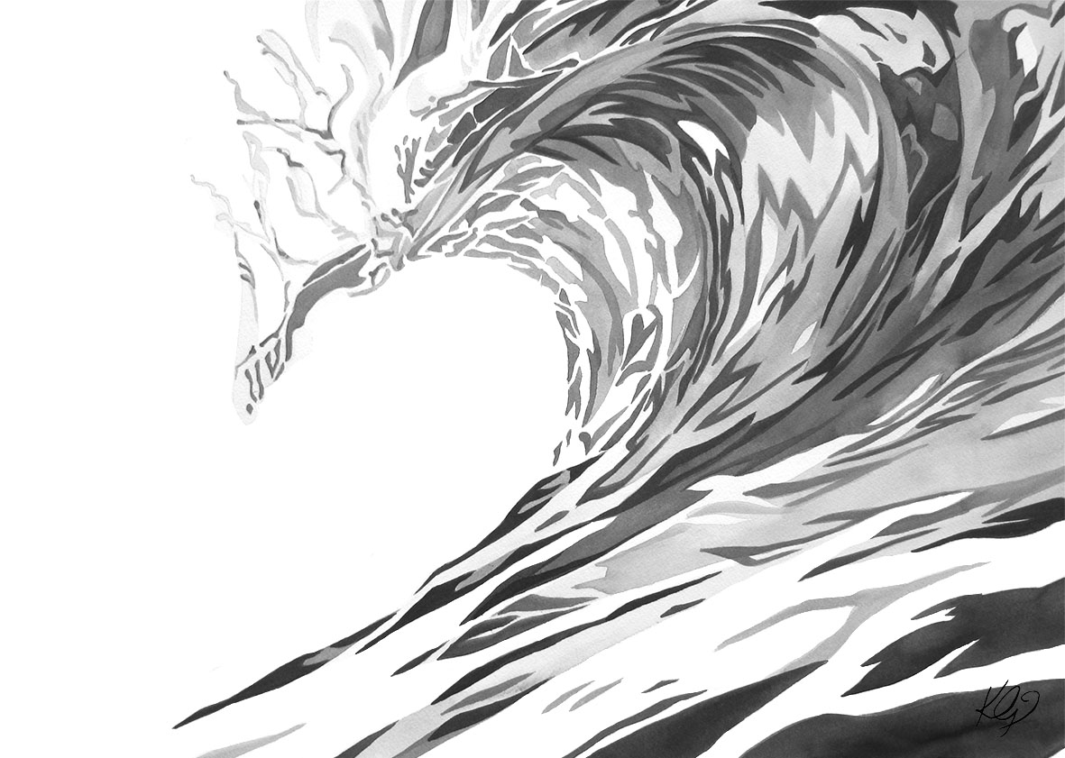 Silver Wave
