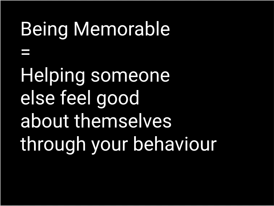 Being Memorable - UNSW Sydney August 2018.png