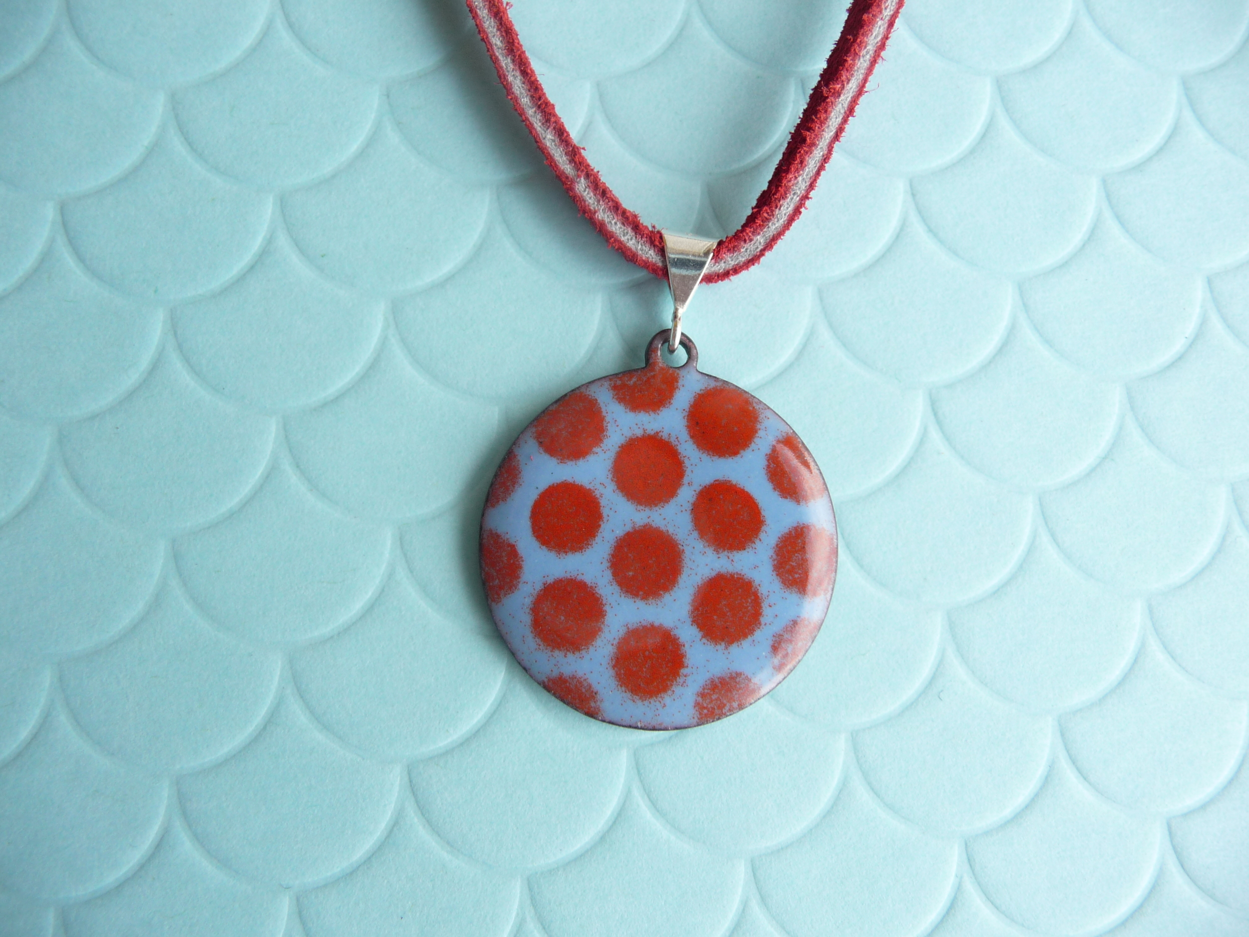 Polka Dot Necklaces