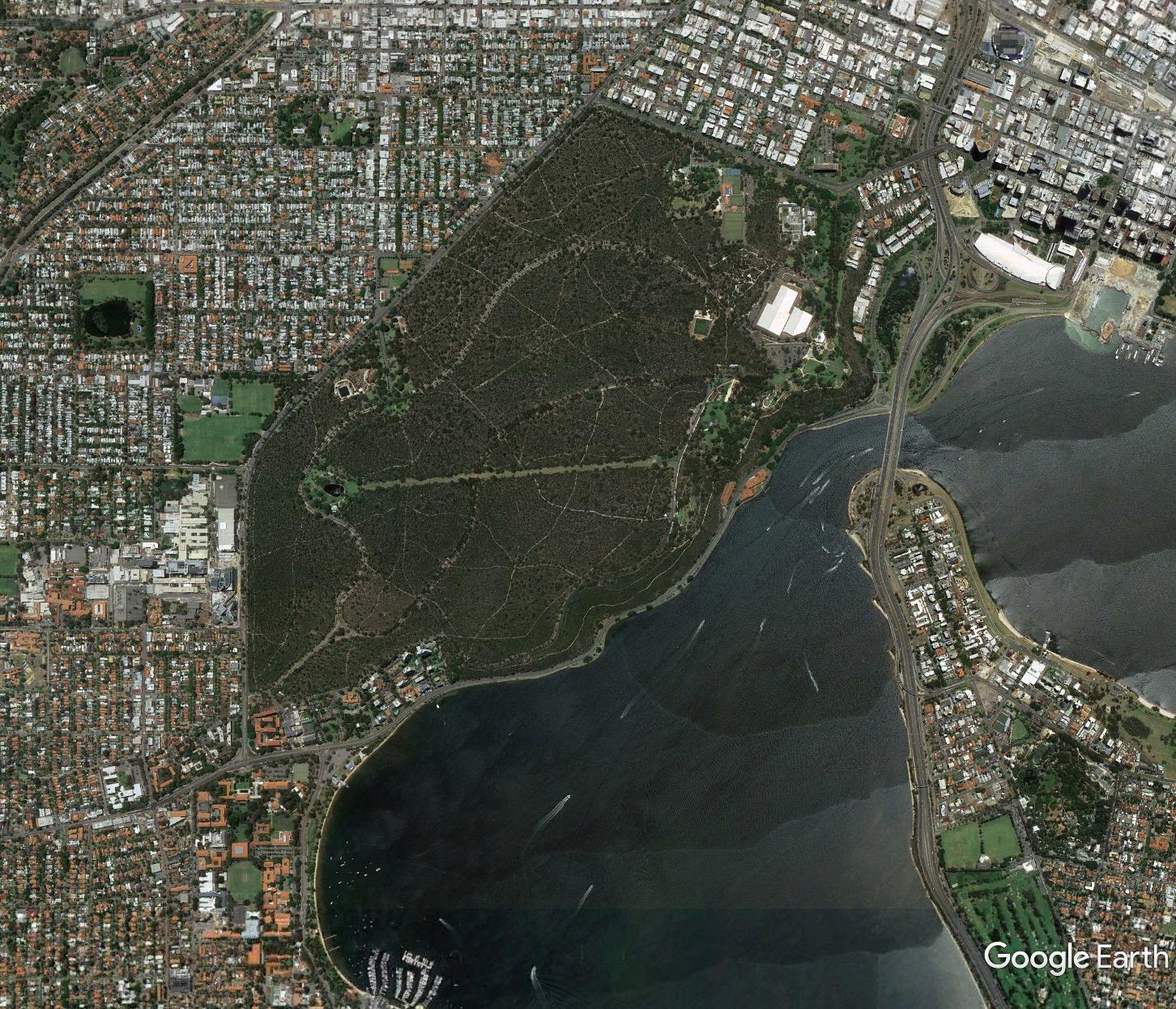 Fig 19: Kings Park in Perth