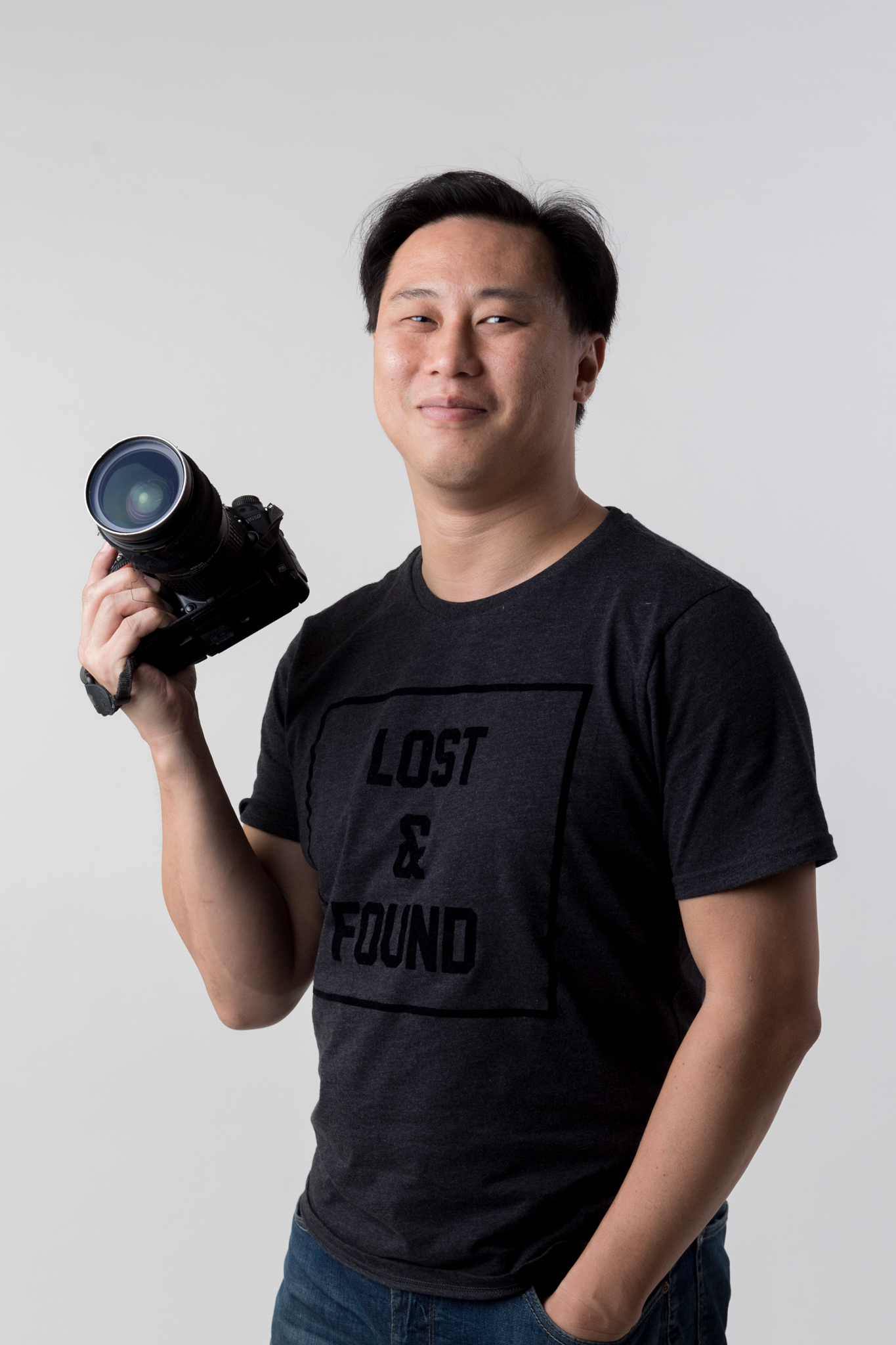I'm a fabulous handsome photographer that once the bridesmaids sees me they will cut short and make the gate crashing games 50% easier. I'll also dazzle them with my flashing so much that they will expect $50 lesser hong bao money at the final gate  David Goh
