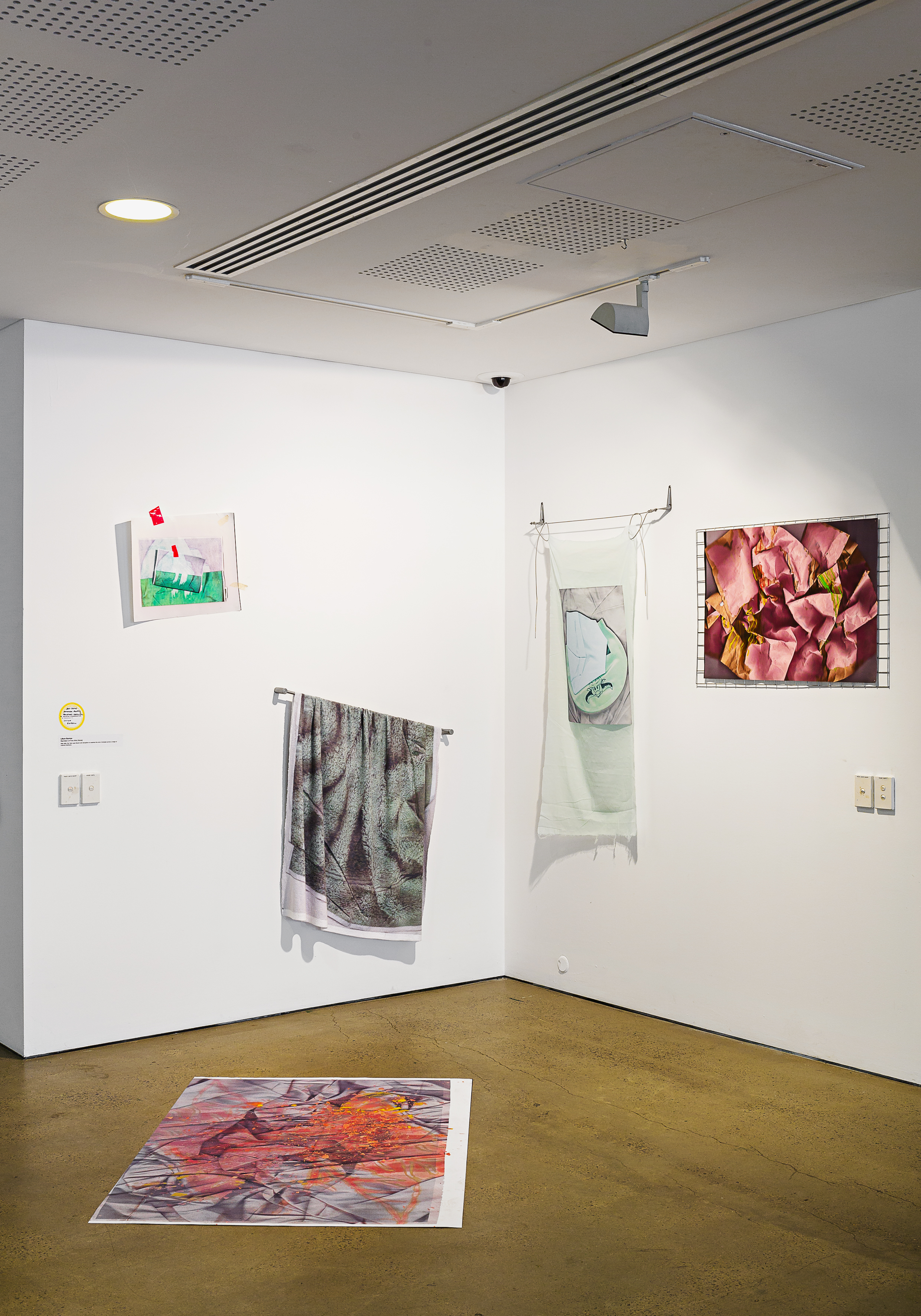 Install at UNSW Galleries, Annual 16  Photo: Document Photography   Enquire