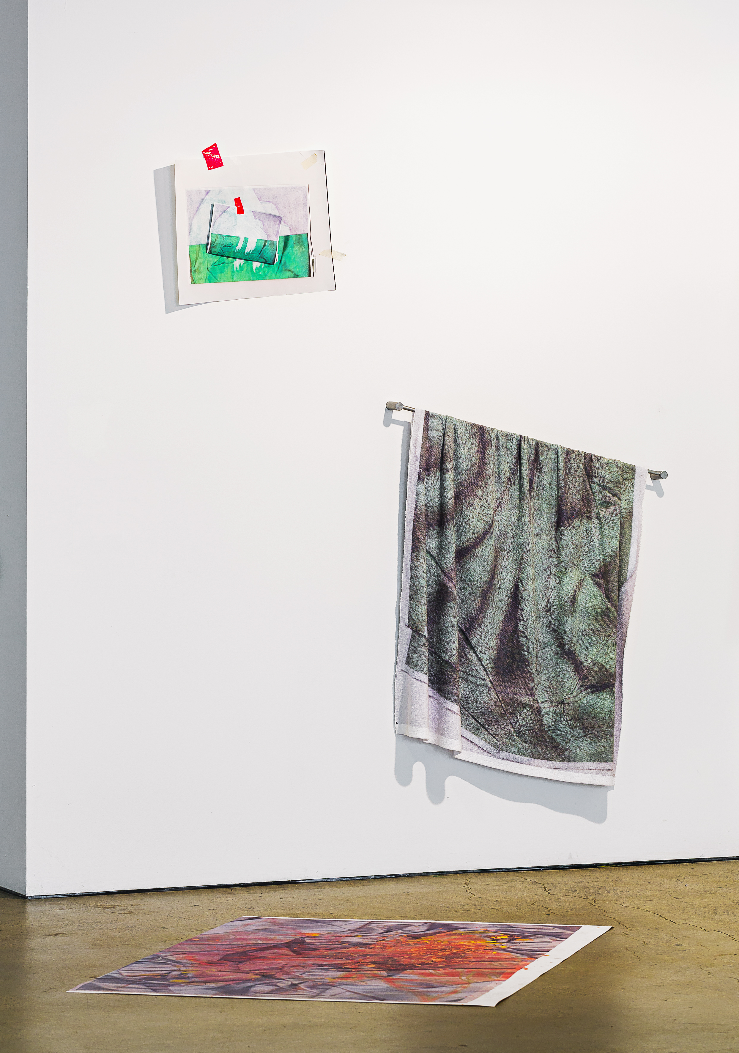 Installation for UNSW Art & Design ANNUAL 16 at UNSW Galleries  Photo: Document Photography   Enquire