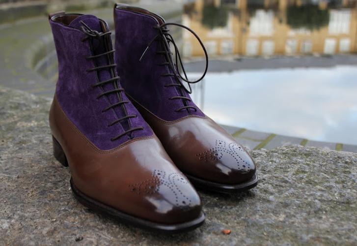 Alfred Sargent Miller Boot