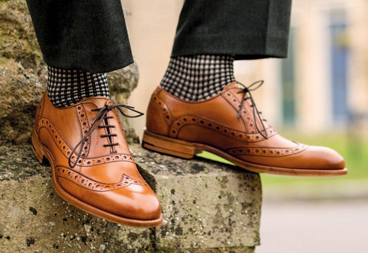 Barker — Northampton shoes