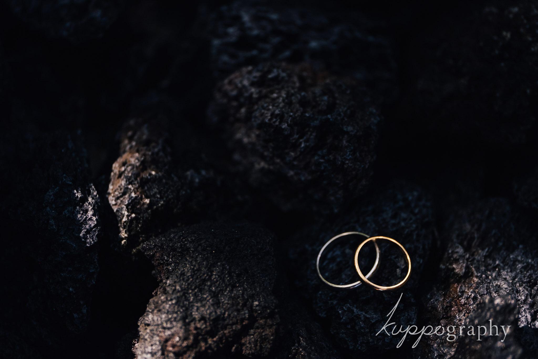 バリ挙式の結婚指輪