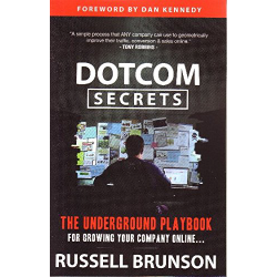 DotCom Secrets, Russell Brunson - Verdict: A bible-like tome on building value ladders and marketing funnels to grow business. However, I find the tone ill-suited for European culture. So I recommend that you reflect on the principles behind and leave the practicalities to our friends overseas. (4/5)