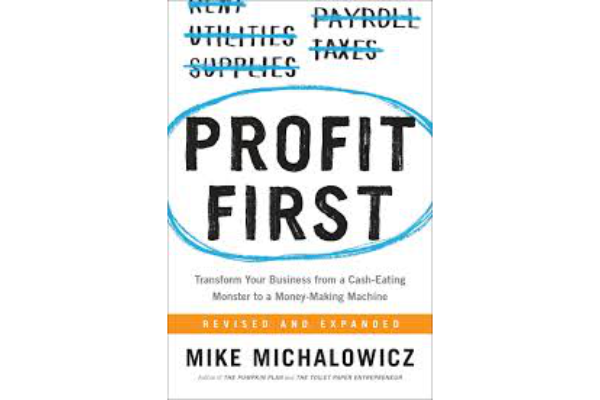 Profit FirstMike Michalowicz - Are you interested in being top of your personal or business finances? Are you motivated to do so profitably and to grow responsibly? Are you planning to pay off your debt all while being profitable?Profit First provides an incredibly simple system to achieve these goals from day one. There's no need for complicated financial management. With this system, you'll always know the status of your finances, and first of all, be profitable.I took heed of the advice and implemented my own modified profit first system straightway to my personal and business finances.(5/5)