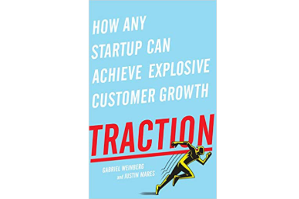 TractionGabriel Weinberg and Justin Mares - Also a bible-like tome on growing business. The book introduces three valuable concepts: 50% rule stating that your time should be split between product and growth, overview and practical tips to gain awareness in almost every imaginable marketing channel, and a bullseye model to systemise your awareness-building effort.(5/5)