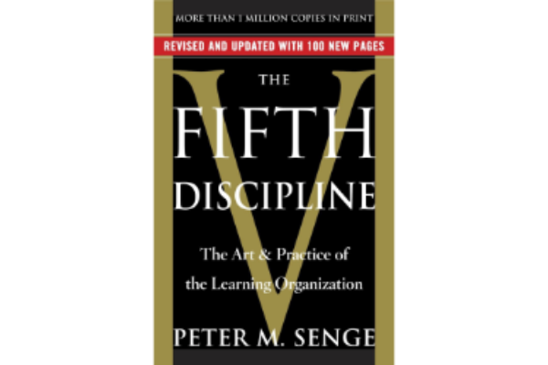 The Fifth DisciplinePeter M. Senge - Time-tested thoughts on systems thinking and learning organisations. When combined with the fieldbook, you will learn useful tools to tackle systemic challenges and effective facilitation methods.(4/5)