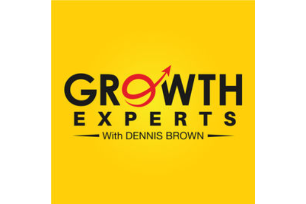 """Growth ExpertsDennis Brown - Growth Experts is Dennis' podcast for sharing growth strategies, tactics, and tools from real growth experts and entrepreneurs. The first """"growth"""" podcast I started listening."""