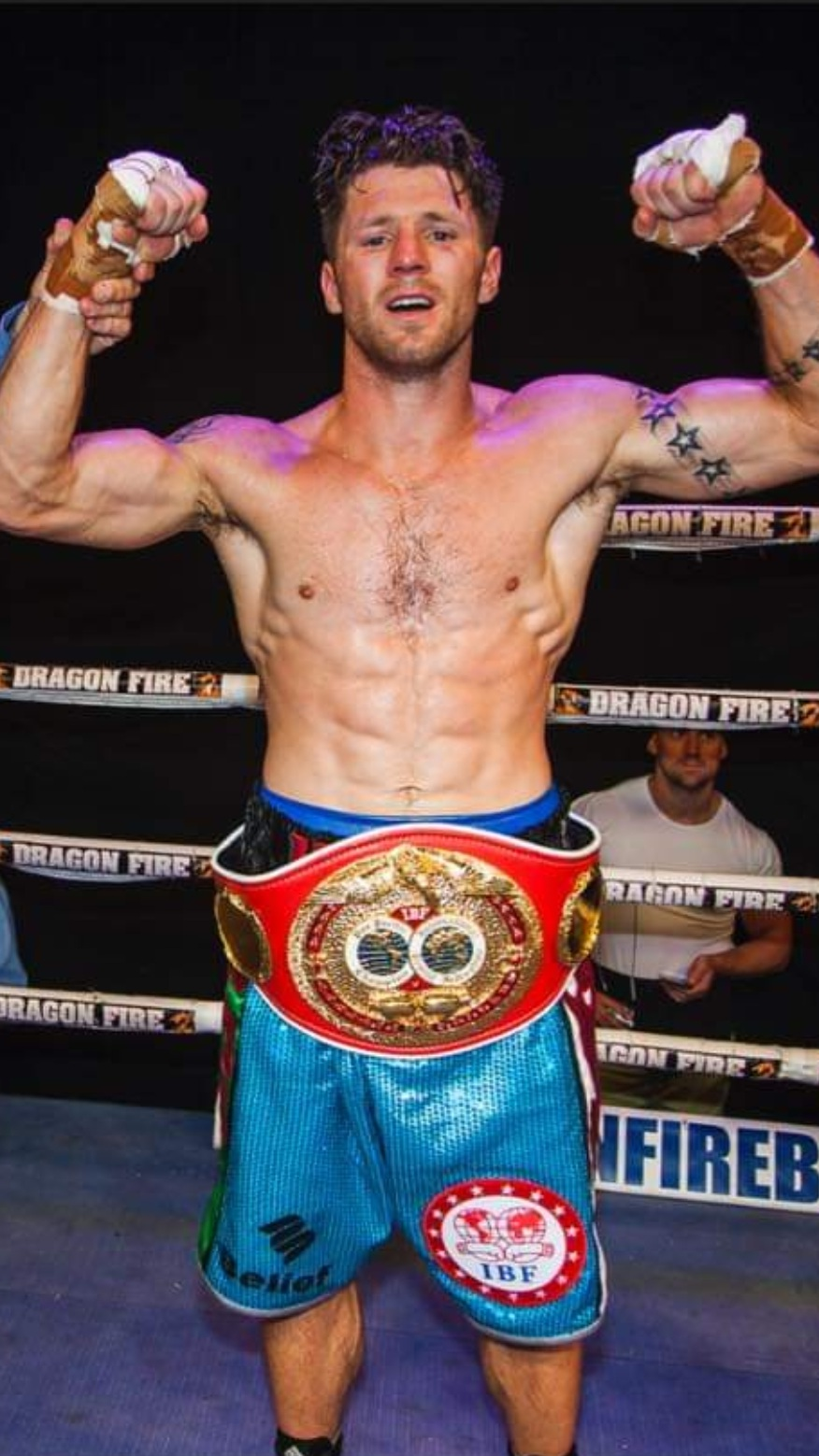 JAMIE WEETCHPROFESSIONAL BOXERFORMERSTATE SUPER MW CHAMPSTATE WW CHAMPIBF PAN PACIFIC CHAMPSOON TO BE WORLD CHAMP  -