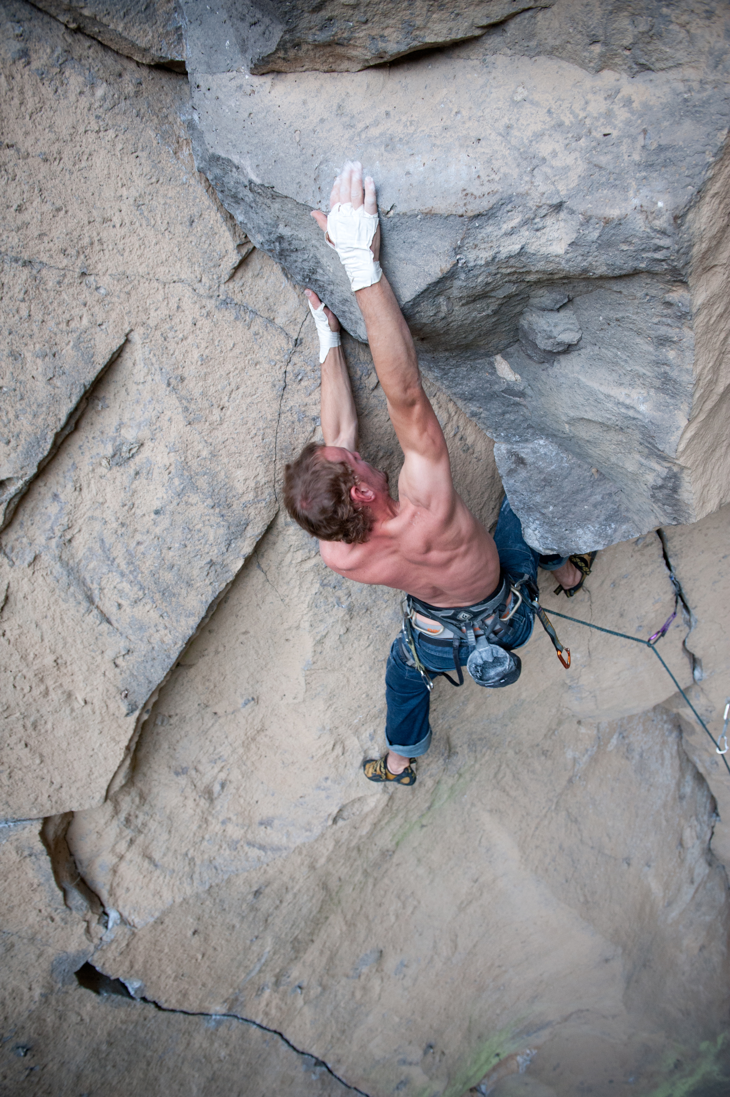Climber: Karel Snoek