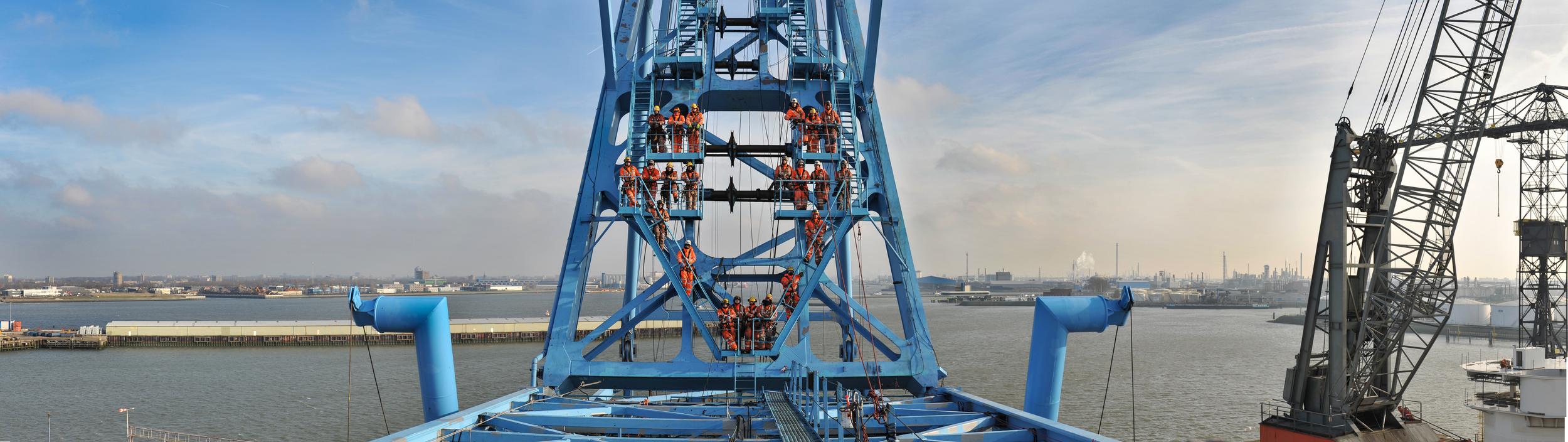 Havens Rotterdam