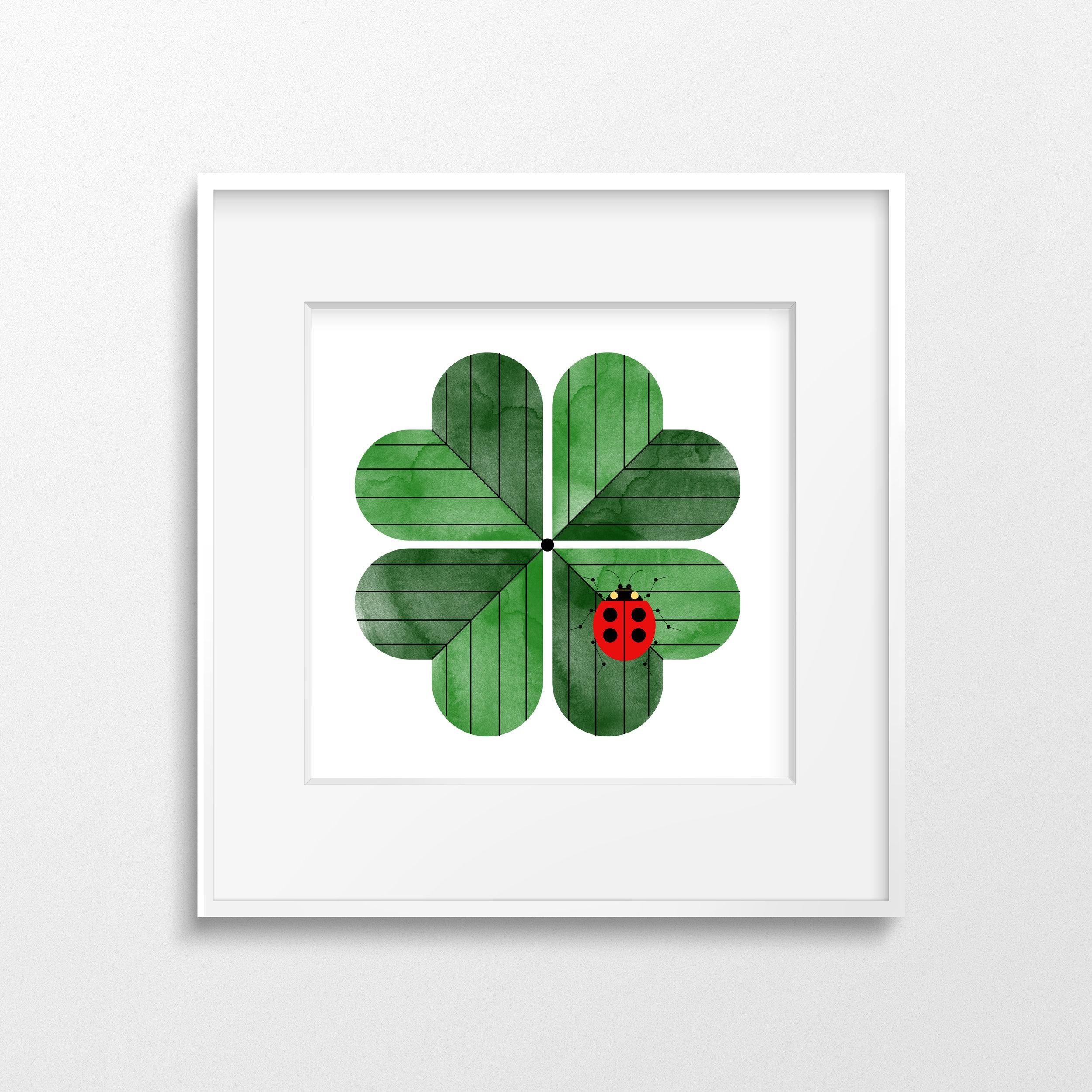 Lady Bug on Four Leaf (Thin).jpg