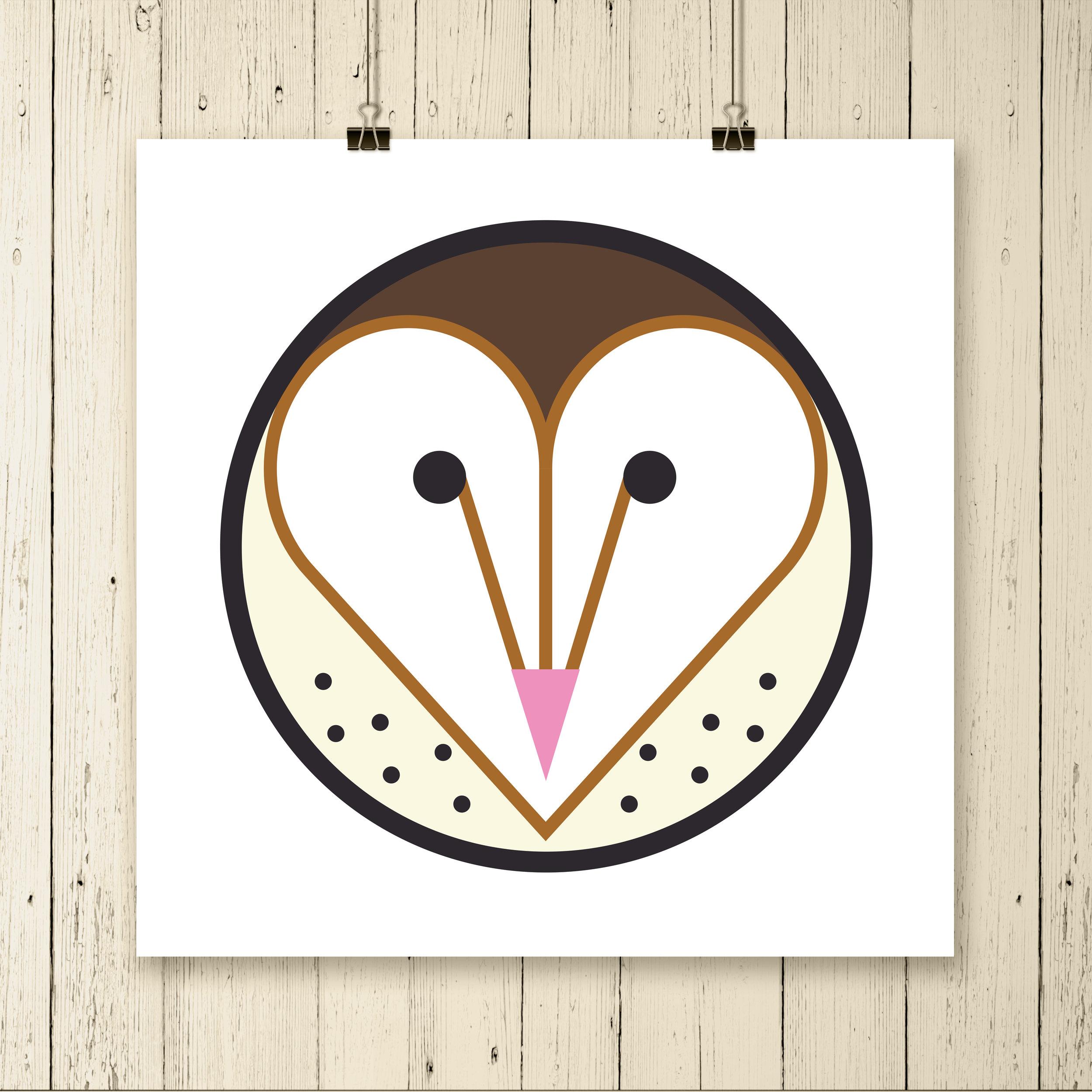 Barn Owl2 White (Clip Square).jpg