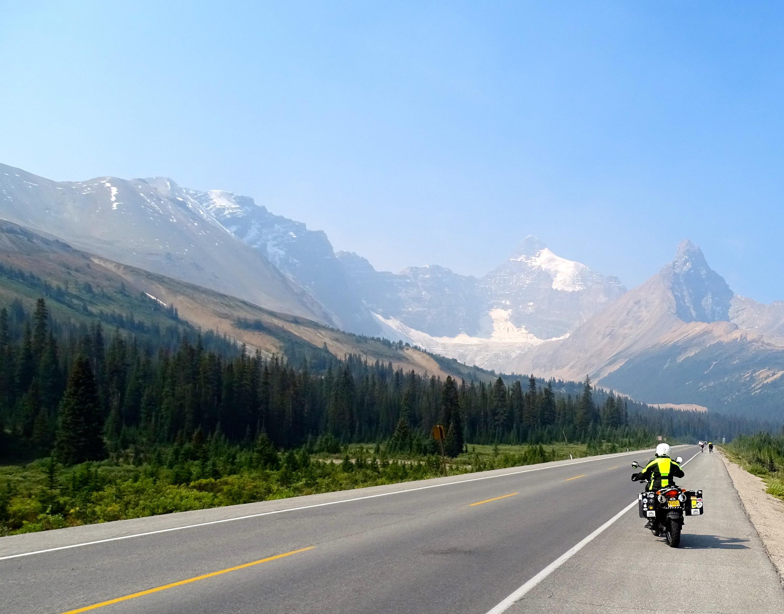 Day Ride to Jasper
