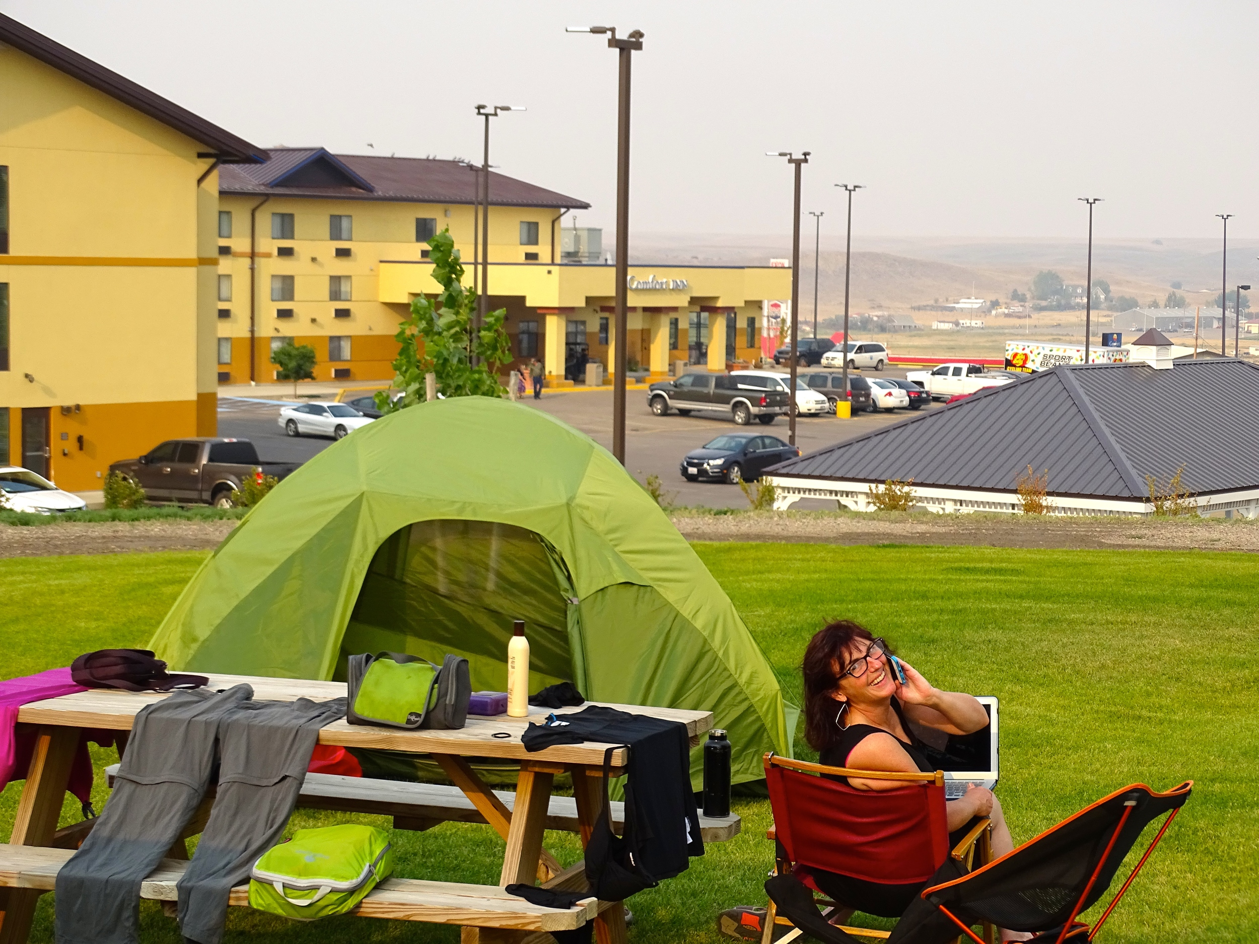 "Shelby, MT ""Campground"""