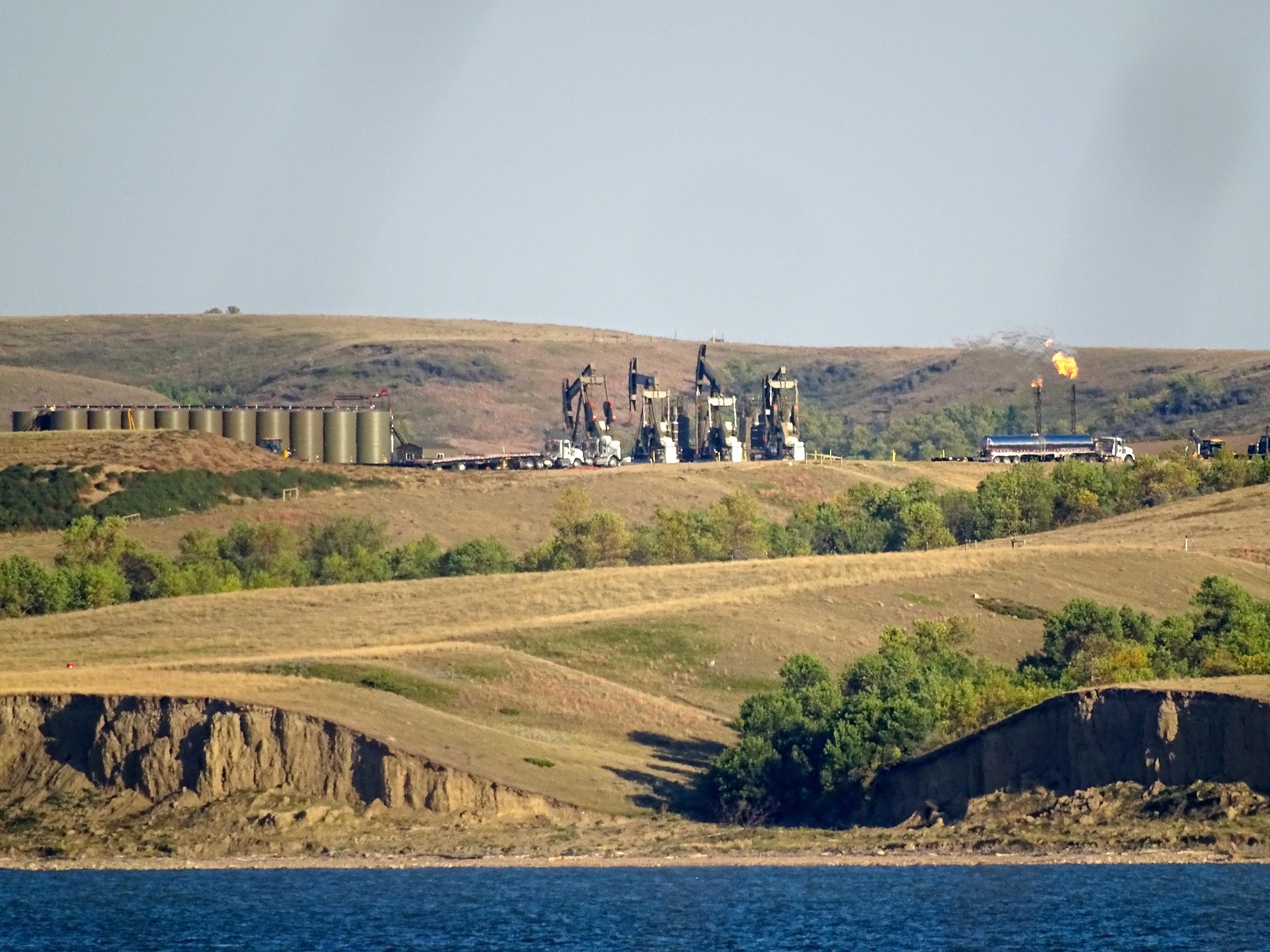 Industry in North Dakota
