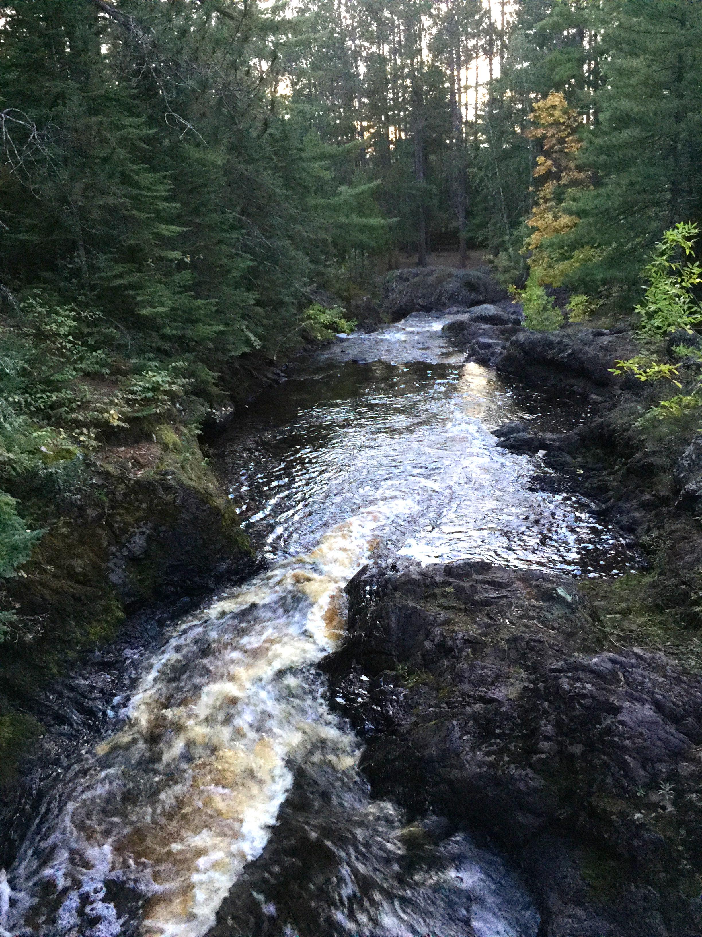 More of Amicon Falls...