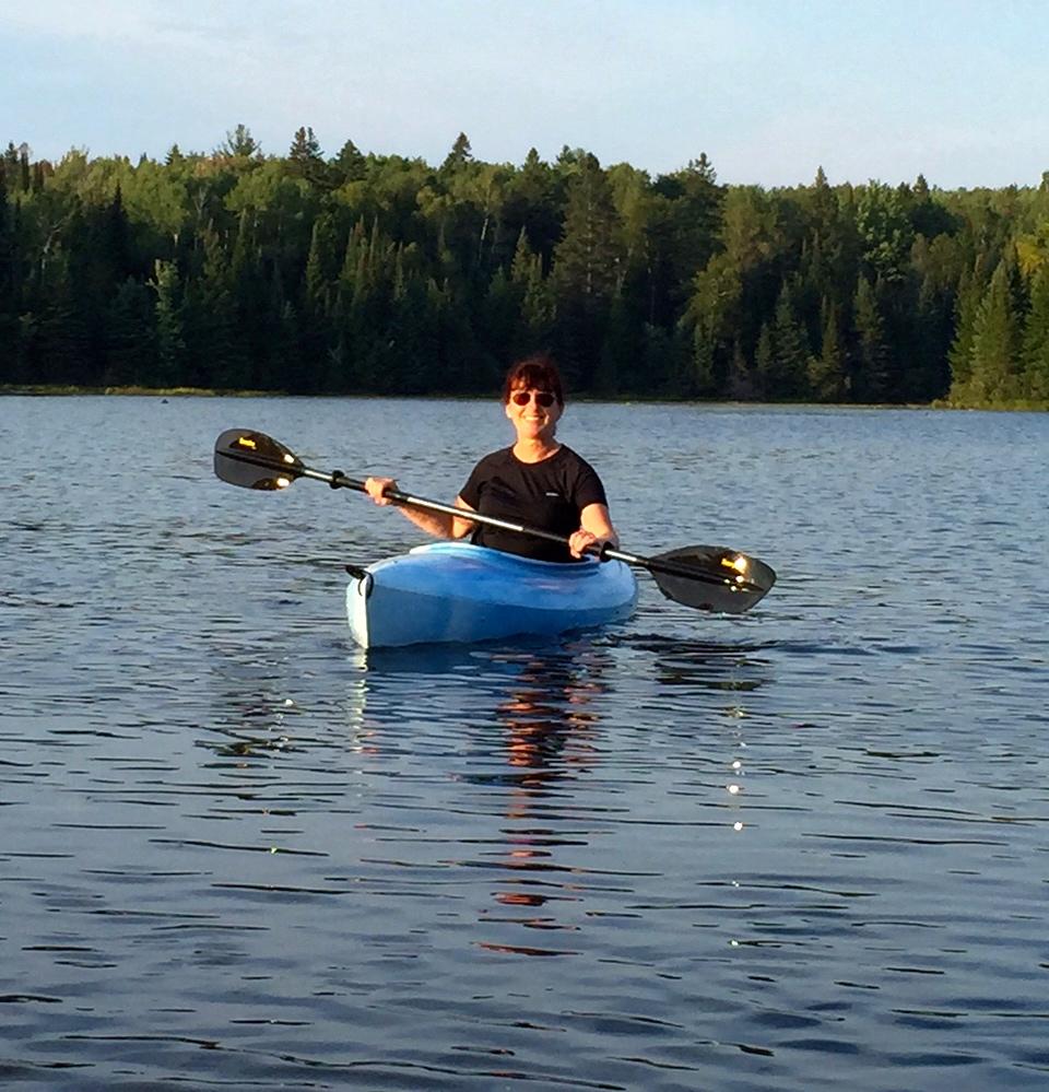 Camping & Kayaking