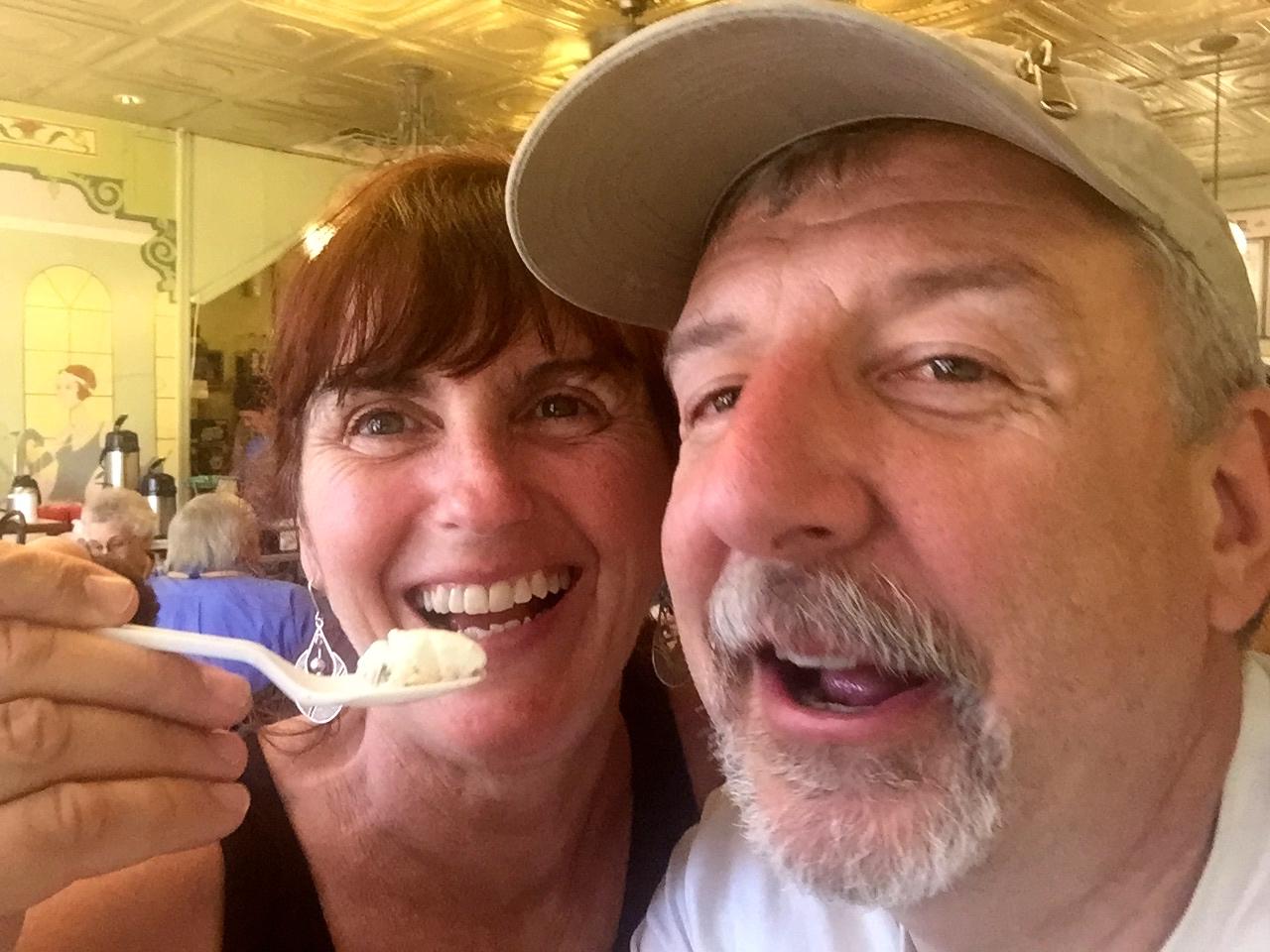 The Homemade Ice-Cream Got Us