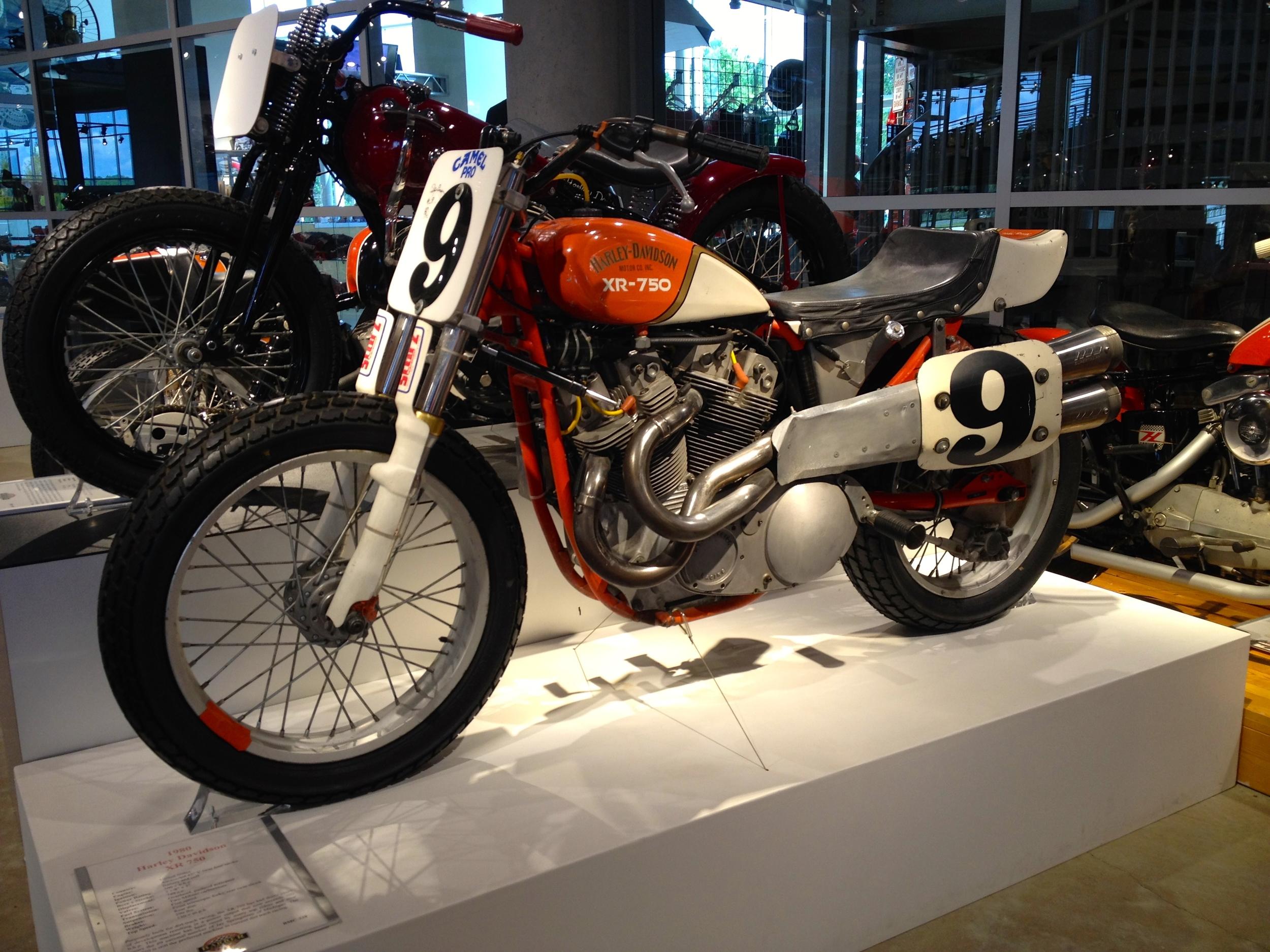 Springer's bike